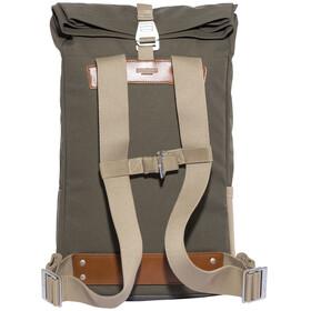 Brooks Hackney Backpack 24-30l green fleck/honey